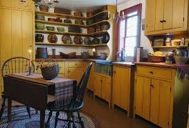 Primitive Kitchen Island Ideas by Catchy Primitive Kitchen Cabinets And 1042 Best Kitchen Images On