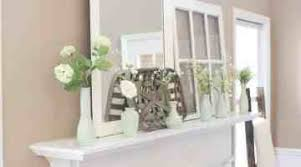See Others Picture Of Decor Mantle Sensational Mantel Photos Inspirations Stacy Risenmay Spring Home Place Mirrors Waplag