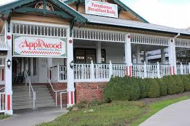 Applewood Farmhouse Grill places to eat Smokies