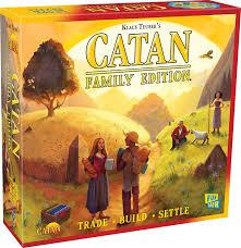 Amazon Catan Family Edition Toys Games