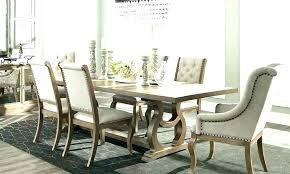High End Dining Room Furniture Brands Formal Sets For 6 Round