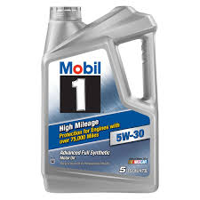 100 High Mileage Trucks Amazoncom Mobil 1 120769 5W30 Motor Oil 5 Quart