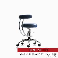 Dental Saddle Chair Canada by Spinalis Chairs For Active Sitting For Dental Specialists In