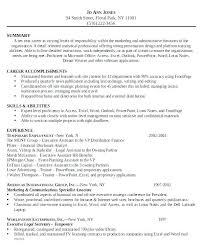 Personal Assistant Resume Sample Australia A