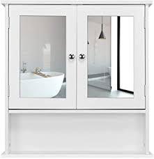 de spiegelschränke