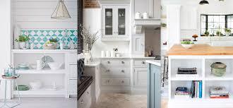 White Kitchen Idea 20 White Kitchen Ideas Decorating Ideas For White Kitchens