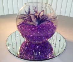 Wedding Table Decoration Ideas Enchanting 5c5fb6cfaecaac5987f8327b2dfebe62 Purple Tables