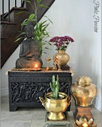 Indian Inspired Wall Decor Living Room Decorating Ideas Style With