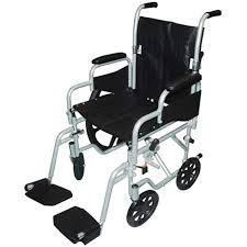 Transport Chair Or Wheelchair by Drive Medical Poly Fly Lightweight Transport Chair Wheelchair