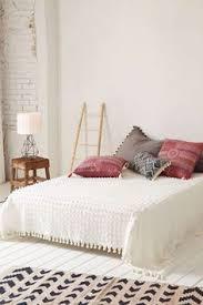 Anthology Bungalow Bedding by Tassel Duvet Cover In Rose Tassels Duvet And Spare Room