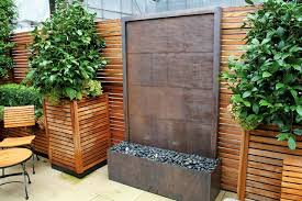 Indoor Patio Ideas Diy Outdoor Water Wall Fountain For Fountains Renovation