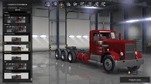 100 Tandem Trucks Tandem American Truck Simulator Mods