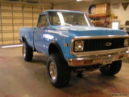 Chevy Truck,,chevy,restored Truck,restored Chevy,72 Chevy,lifted ...