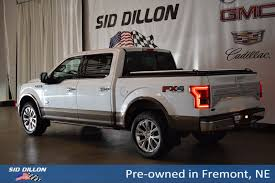 Pre-Owned 2015 Ford F-150 King Ranch Crew Cab In Fremont #2U16160 ...