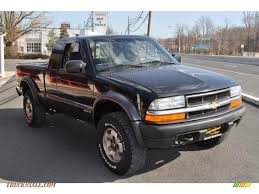 2002 Chevrolet S10 ZR2 Extended Cab 4x4 In Onyx Black - 143646 ... 1996 Chevrolet S10 Gateway Classic Cars 1056tpa 1961 C10 2000 Ls Ext Cab Pickup Truck Item Dc7344 Used 2002 Rwd Truck For Sale 35486a 1985 Pickup 2wd Regular For Sale Near Lexington Hot Rod 1997 Chevy Truck Restro Mod Chevrolet Xtreme Extended Drag Save Our Oceans Chevy Trucks Cventional 1993 Images Drivins Side Step Ss Model Drag Or Hot Rod Amercian