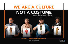 Cultural Appropriation Halloween Examples by Nau Suggests Halloween Costume Guidelines Local Azdailysun Com