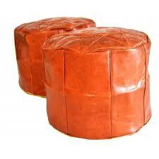 2 pouf design pouf marocain en cuir
