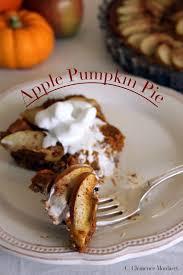 Libbys Canned Pumpkin Uk by Apple Pumpkin Pie