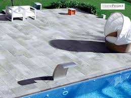 carrelage 3d quartz gris grip pour terrasse 30 5x61 4 cm