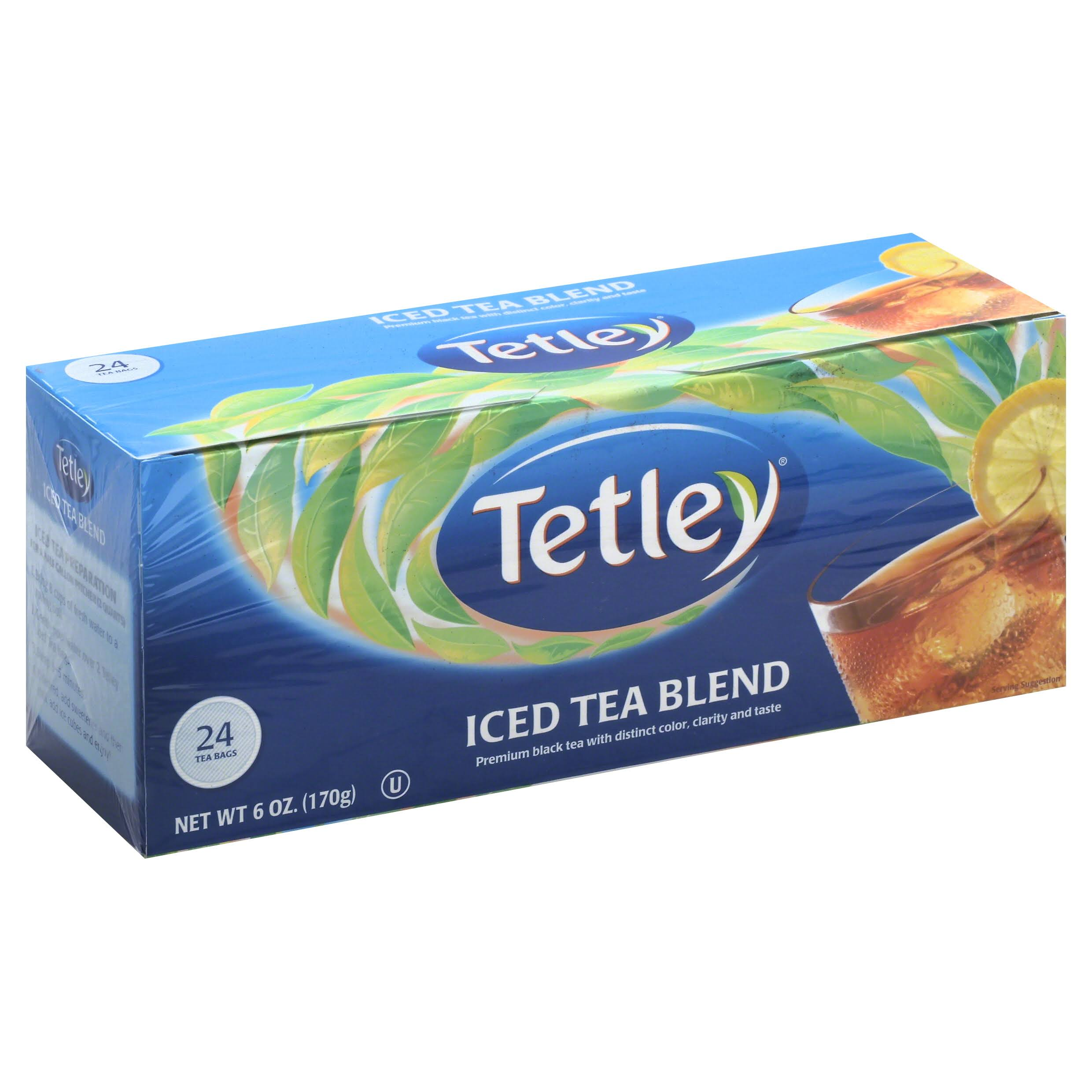 Tetley Iced Tea Bags - 24ct, 6oz