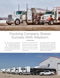 Fine Lifestyles Estevan/Weyburn Volume 4 Issue 1 2015 By Fine ... Photo Jacknife Oilfield Services Opening Hours 4409 68 St Bonnyville Ab Three Star Trucking Oil Field Hauling Truck Repair Exile Tank Service Easy Rider Ltd In Carnduff Sk City Business Listing 35000 Jobs For Hands Families Of America Dry Bulk Transportation End Dump Pneumatic Trucks More Adams Flatbed And Pnuematic Trucking Company Home Overland Transport Total Rentals Calgary Alberta