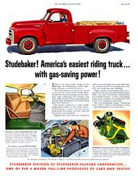 1955 Studebaker Truck Ad- | Studebaker Car Ads | Pinterest | Ads ... 40 Studebaker Truck Dealer Parts Catalog Book Series 20 25 30 Original Bangshiftcom 1953 Truck Vintage Station Wagon V8 Emblem 1343240 1343241 Dry Stored Beauty 1947 Pickup 1963 Champ 63st9057c Desert Valley Auto Commander 47st1635d 50 2r Us6 G630 2 12 Ton 6x6 Gmc Transfer Case Master Boss 2w6 2m6 Hemmings Find Of The Day 1946 M5 Daily Pictures 1950 Ad04 Studebaker Trucks Pinterest