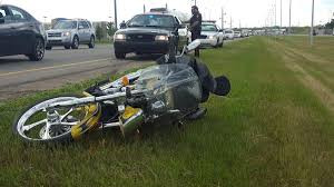 100 Ups Truck Accident CKOM Traffic On Twitter Minor Motorcycle Crash On Circle Dr S EB