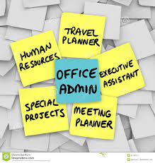 fice Administrator Job Duties Meeting Travel Planner Executive