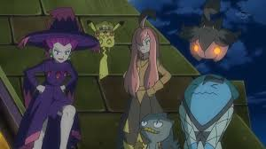 Best Halloween Episodes Cartoons by James In A Dress Meowth In A Gimp Suit Best Halloween Ever