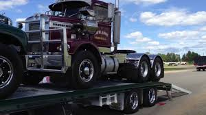 100 Valley Truck And Trailer Hunter Muster YouTube