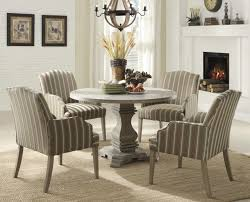 Homelegance Euro Casual 5pc Dining Table Set In Light Brown
