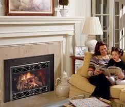 Lehrer Fireplace And Patio Denver by Mendota D30 Gas Fireplace Insert Inglenook Energy Center