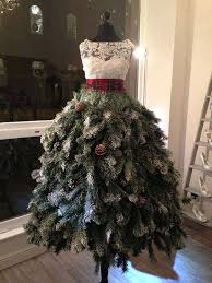 3 Christmas Tree Dress