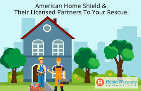 American Home Shield & Their Licensed Partners To Your Rescue