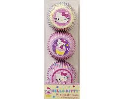 Hello Kitty Cupcake Liners Mini Size By Meri Meri