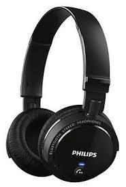 The Philip wireless headphone has an advance drivers for a soothing sound experience