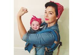 Rosie The Riveter Spirit Halloween by Mommy Baby Halloween Costume Ideas Reader U0027s Digest