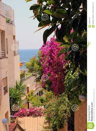 100 Sea Can Houses Beautiful View Between Stock Photo Image Of