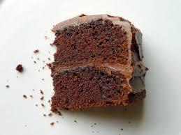 Chocolate Buttermilk Cake People