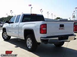 100 Sierra Trucks For Sale Used 2015 GMC 1500 SLE RWD Truck In Pauls Valley OK