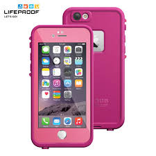Fre iPhone 6 Waterproof Case Power Pink