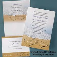 Beach Themed Wedding Invitations For A Attractive Invitation Design With Layout 1