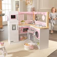 cuisine enfant kidkraft kidkraft cuisine enfant grand gourmet bois roseoubleu fr