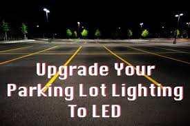Upgrade Your Parking Lot to LED – The Lighting Blog