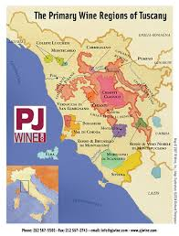 Wine Region All About Tuscany