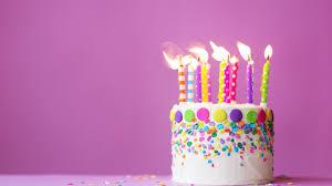 Birthday Cake HD Wallpaper