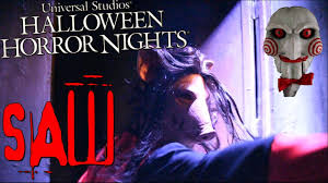Best 25 Halloween Horror Nights by Saw Maze Walkthrough Halloween Horror Nights 2017 Youtube