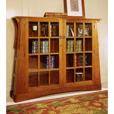 Making Mission Style Bookcase — Doherty House