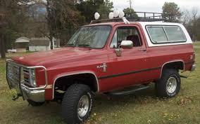 100 Blazer Truck 1985 Chevy Silverado And Jacked Up Lifted S Hot
