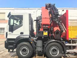 Used Iveco -trakker-450-euro-6-palfinger-78002-sh-jib-pj-170 Crane ... Used 1997 Ford L8000 For Sale 1659 Boom Trucks In Il 35 Ton Boom Truck Crane Rental Terex 2003 Freightliner Fl112 Bt3470 17 For Sale Used Mercedesbenz Antos2532lbradgardsbil Crane Trucks Year 2012 Tional Nbt40 40 Ton 267500 Royal Crane Florida Youtube 2005 Peterbilt 357 Truck Ms 6693 For Om Siddhivinayak Liftersom Lifters Effer 750 8s Knuckle On Western Star Westmor Industries